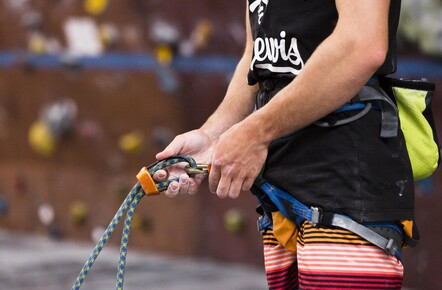 Indoor Lead Climbing for 2 people | Extreme Edge Hamilton